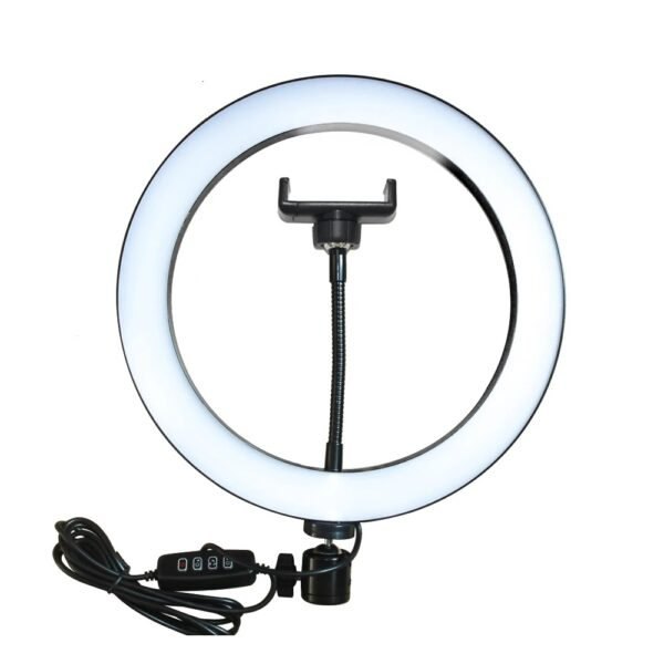 Ring Light with Mobile Holder